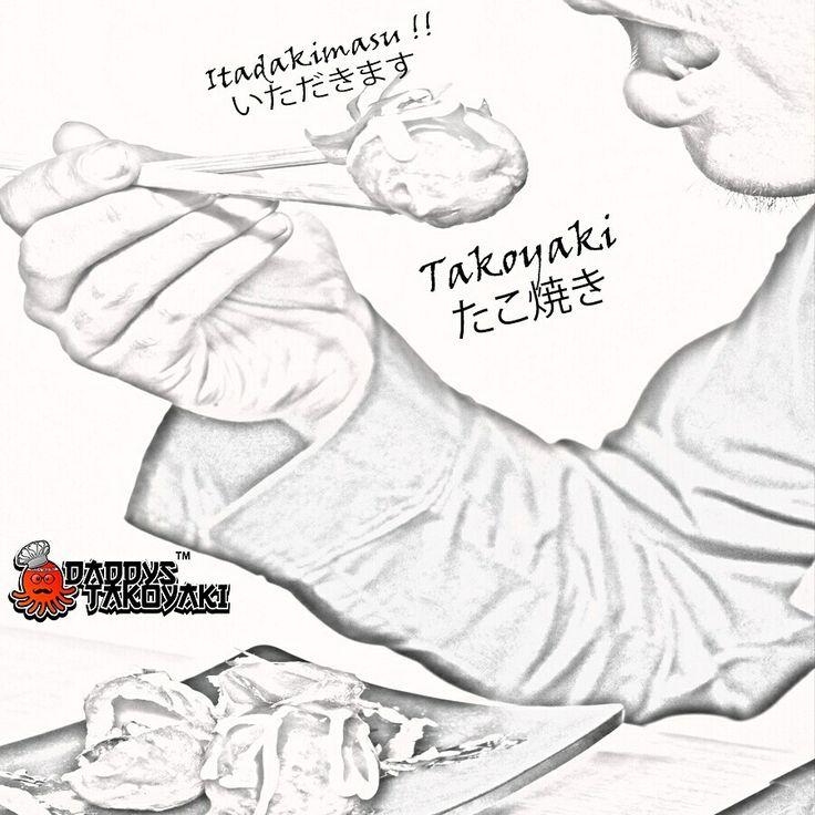 Jepang memadukan antara seni manga dan makanan sebagai bentuk pengenalan budaya khususnya makanan khas Jepang yang unik agar terkenal dan melengkapi keberagaman jenis makanan yang ada di seluruh dunia. Salah satu makanan khas Jepang yang populer yaitu Takoyaki. Takoyaki merupakan makanan yang disukai oleh masyarakat dunia tidak terkecuali Indonesia. Daddystakoyaki memberikan sentuhan apik dalam mengembangkan cita rasa takoyaki! More: bio | blog.daddystakoyaki.com | www.daddystakoyaki.com