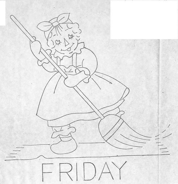Raggedy Ann-Friday