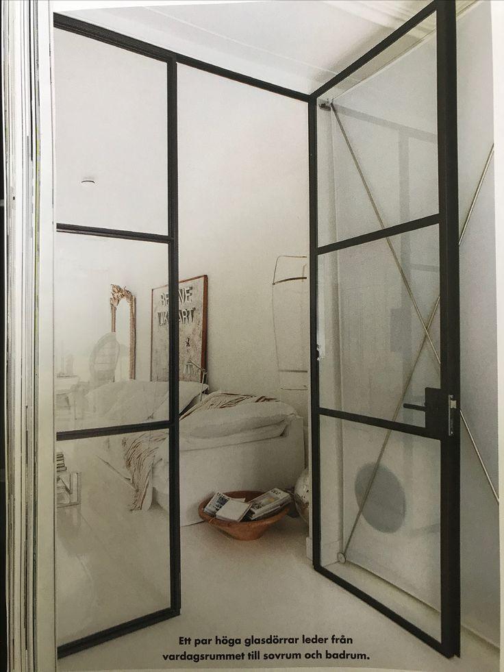 Sovrum till vardagsrum