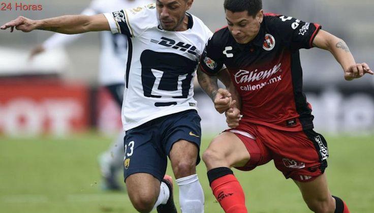 Pumas con Castillo y Díaz pierde ante Tijuana y se sigue hundiendo en la liga mexicana