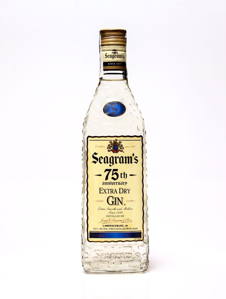 Seagram's Gin 75th Anniversary