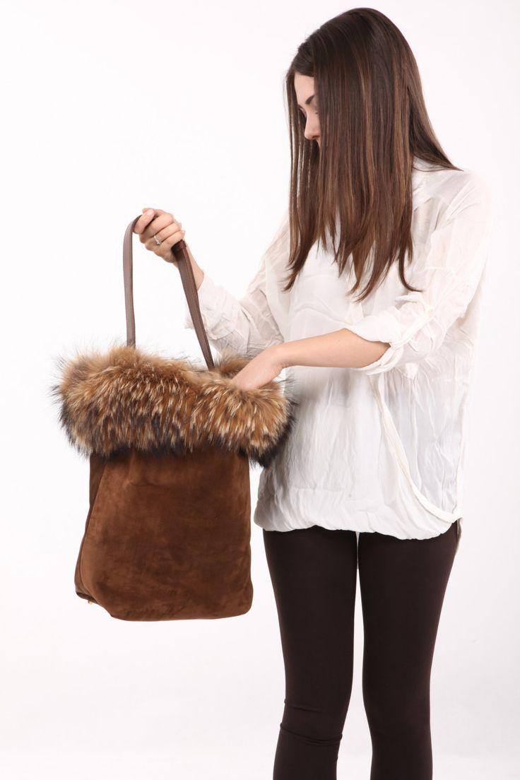 Bag leather Murmasky bag, bags leather,unique,Brown. Ganza Mod. Esperanza di GanzaDesign su Etsy