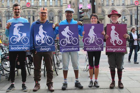 Cycling Manifesto Launch
