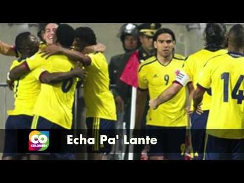 Apoyemos a nuestra Selección Colombia