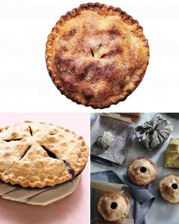 Martha Stewart Cranberry Raisin Pie