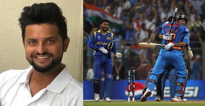 Suresh Raina Reveals Why Ms Dhoni Decided To Bat Ahead Of Yuvraj Singh In 2011 Wc Final In 2020 Yuvraj Singh Latest Cricket News Cricket World Cup