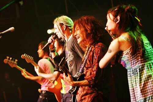 FUNKIST. Reggae influenced pop. They are most famous for the theme of the anime Fairy Tail.