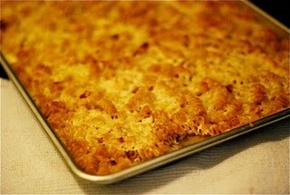 crunchy macaroni amp cheese with bacon