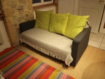 IKEA Solsta Convertible sofa: AngloINFO Lyon