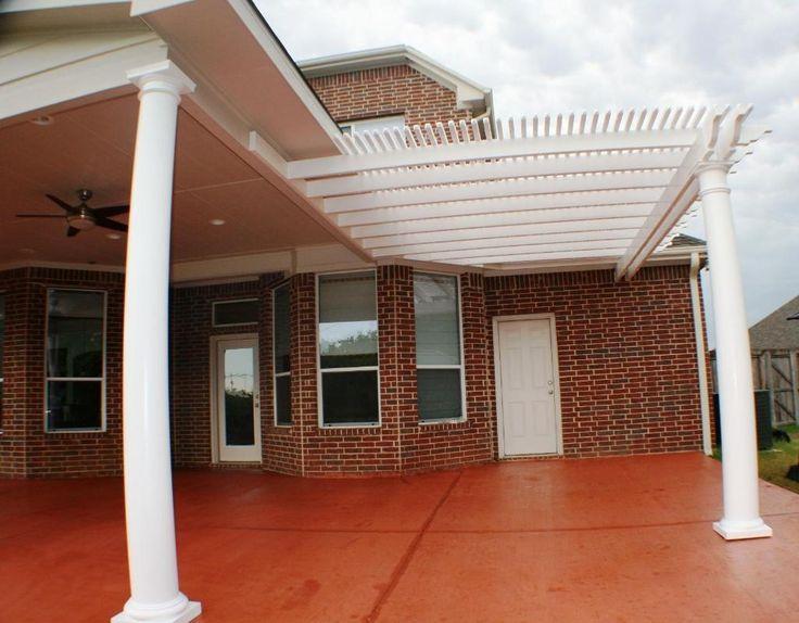 34 best decks & patio cover ideas images on pinterest | backyard ... - Cheap Patio Cover Ideas