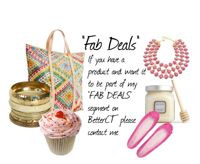 Heather would like to feature your Product/Service on TVFabulous Finding, Fab Finding, Fabulous Giveaways, Fab Deals