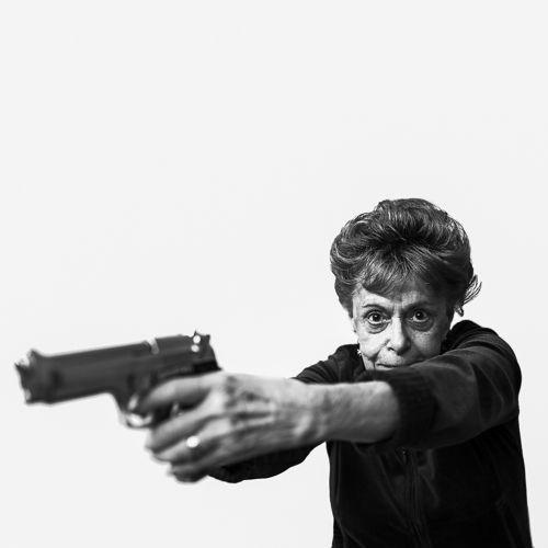 65 Best Grandma With Gun Images On Pinterest