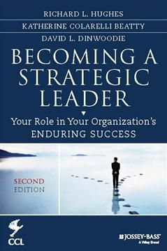 New book from the Center for Creative Leadership - a handbook for executives and managers on implementing a strategic leadership process that reaches leaders at all levels of organizations. #leadership #strategy #leadingstrategically
