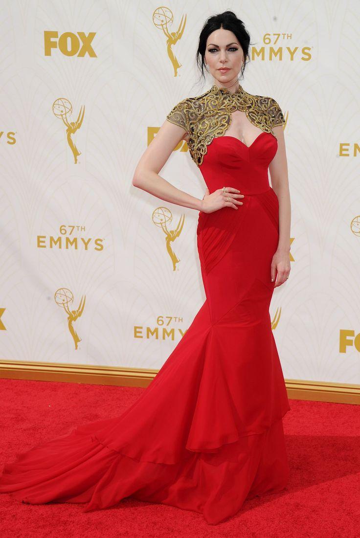 Laura Pepron ♥ – 2015 Primetime Emmy Awards in Los Angeles