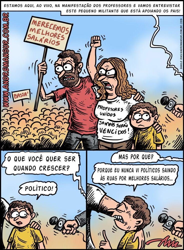 Manifestações!!!