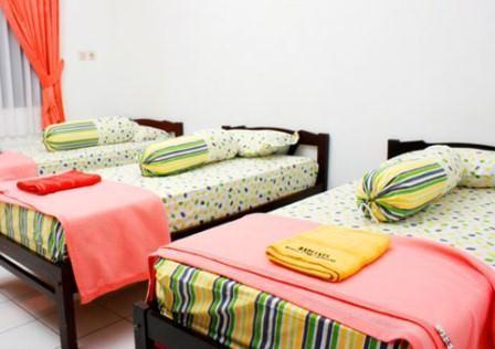 Tempat Tidur Kamar Penginapan