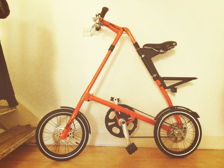 Strida 5.0 - now sold.