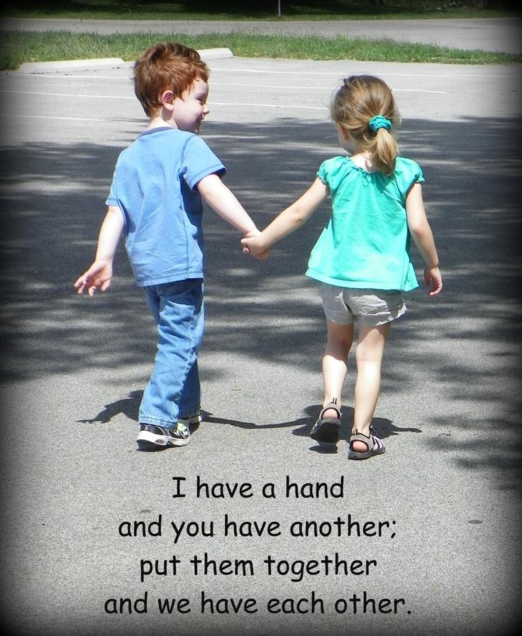 Little Kids Holding Hands In Love | www.pixshark.com ...