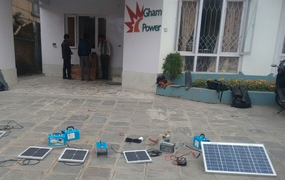 How Solar Is Playing a Role in Nepal's Disaster Relief : Greentech Media