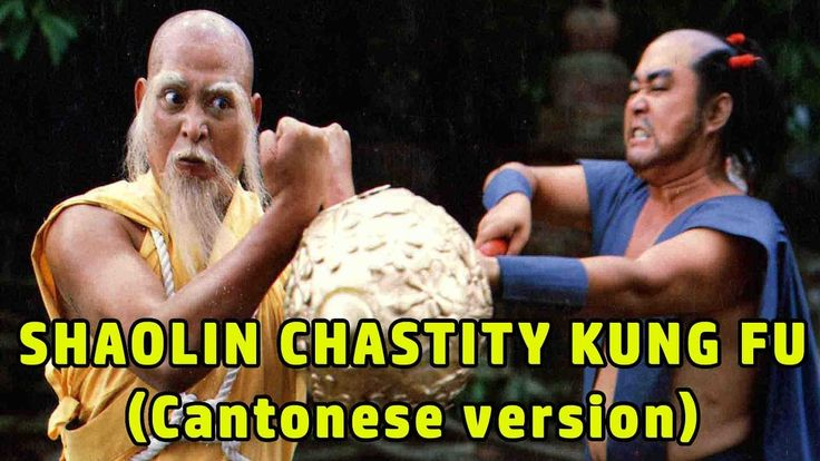 Wu Tang Collection - SHAOLIN CHASTITY KUNG FU (Cantonese eng sub)