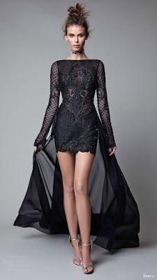 Vestidos de moda cortos ¡HERMOSOS LOOKS JUVENILES!