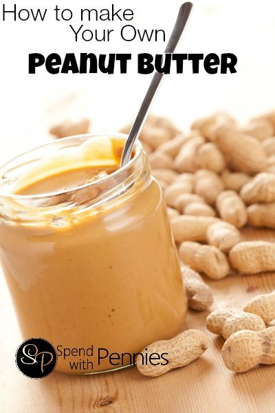 how to make peanut butter in the vitamix