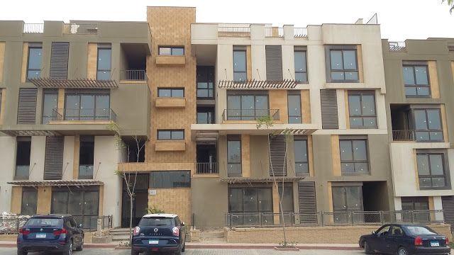 بنتهاوس دوبلكس للبيع في ويست تاون بيفرلي هيلز الشيخ زايد Westown Sodic Multi Story Building Structures Building