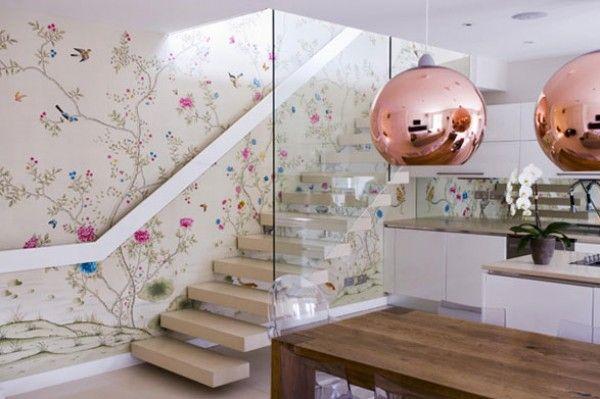 Design Interieur France: Comment améliorer votre cuisine ou baignoire avec Accents de cuivre