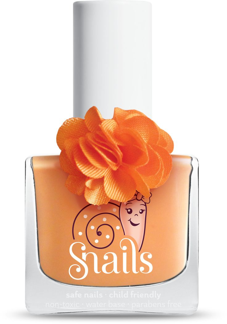 Fleur Collection - Daisy This spring Snails did the magic again and create 3 wonderful Brand new colors not only for kids!