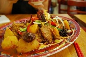 Chicken muamba is Angolan food. It is very spicy and yummy to taste