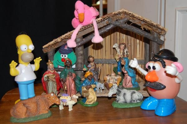 Epiphany.  The inclusion and welcome of all to the manger. Matthew 2:1-12