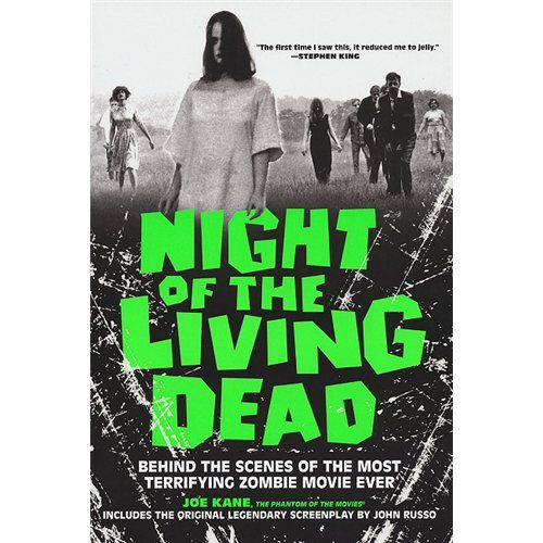 31 best night of the living dead images on pinterest the living the nook book ebook of the night of the living dead behind the scenes of the most terrifying zombie movie ever by joe kane phantom of the movies fandeluxe Epub