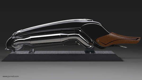 Jet Handheld Vacuum Cleaner