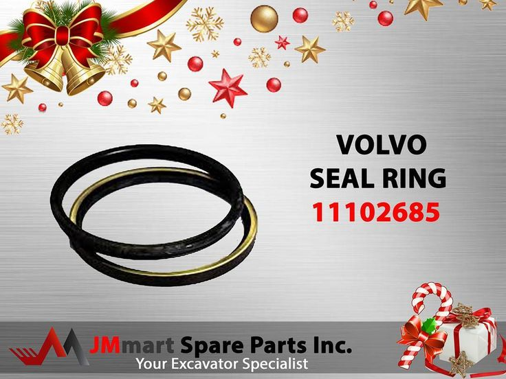 Turn your heads on the Lowest Offer of JMmart Spare Parts Inc. with Volvo Seal Ring we offer you 100% high quality products.  Product feature: Volvo Seal Ring  Part number: 11102685  Be one of those clients who are satisfied with our services. Contact us at jmmartph@gmail.com or via mobile number at 0917 6227664  Note: Price is for posting purposes only.  #backhoe #excavator #spareparts #construction #daewoo #doosan #hyundai #volvo #kobelco #philippines #jmmart