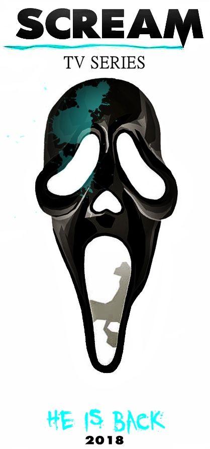 Marcapáginas / Scream Tv Series