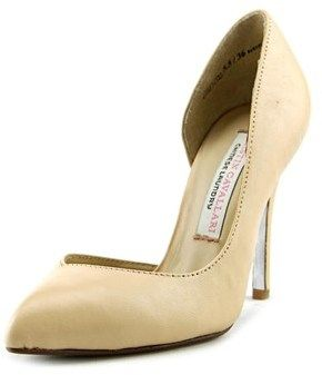 Chinese Laundry Kristin Cavallari Copertina Leather Heels.