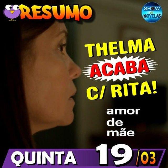 Amor De Mae 19 03 Quinta Feira Resumo Da Novela Capitulo 100 Acesse O Link No Perfil Showdenovelass Ou Acesse Em 2020 Resumo De Novela Novelas Amor De Mae