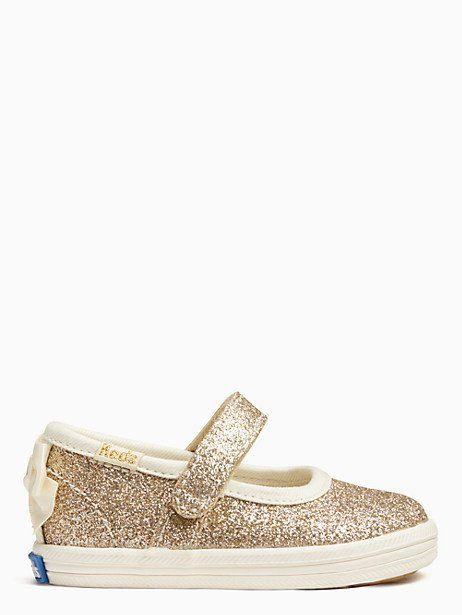 62d065bf7b42 Keds X Kate Spade New York Sloan Mary Jane Crib Sneakers