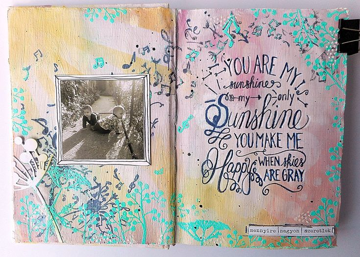 You are my sunshine – moodboard inspirációk   Sugallatok