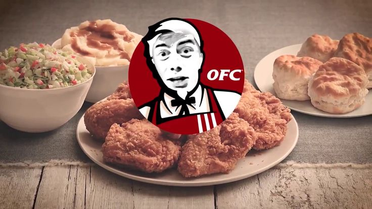 Ohio Fried Chicken! OFC Jake Paul meme