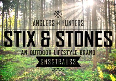 Stix & Stones - an outdoor apparel company by Lowell Strauss