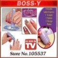 Salon Express/Nail Art Stamp Stamping Kit Manicure Design PolishCreate Hundreds of designs save money by avoiding expensive trips to NAIL SALONS. As Seen On TV Kit FREE BONUS CLIP IN HAIR FEATHER EXTENSION WITH PURCHASE by Yong Can. $5.79. Design Polish. Stamping Kit. Salon Express/Stamp. Nail Art. Manicure. KIT INCLUDES: NAIL DESIGN STAMPER FIVE PRE-DESIGNED IMAGE PLATES IMAGE PLATE HOLDER NAIL POLISH SCRAPER Create Hundreds of designs save money by avoiding e...