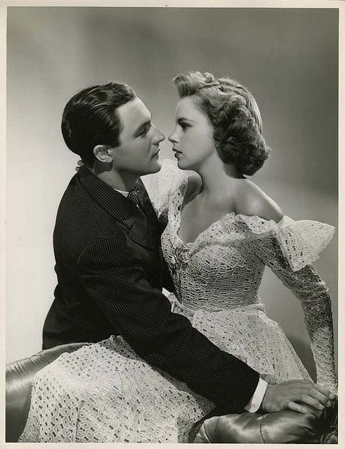 Two of my favourite film stars - Gene Kelly and Judy Garland