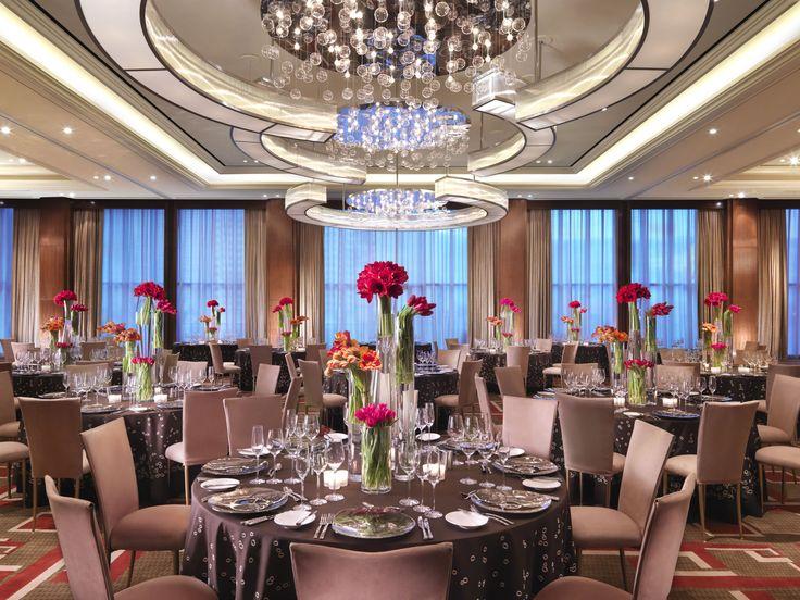 Ballroom E In The Las Vegas Mandarin Oriental Hotel