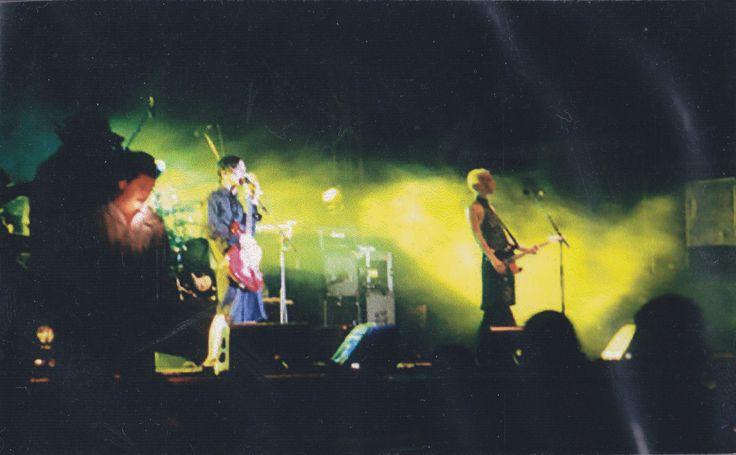 PLACEBO -13-7-1999 ROCKWAVE ΑΓΙΟΣ ΚΟΣΜΑΣ