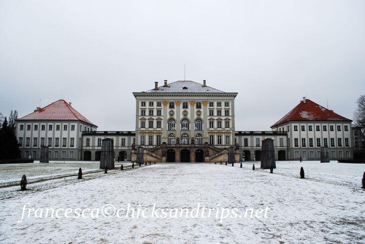 Monaco di Baviera - Nymphenburg Schloss