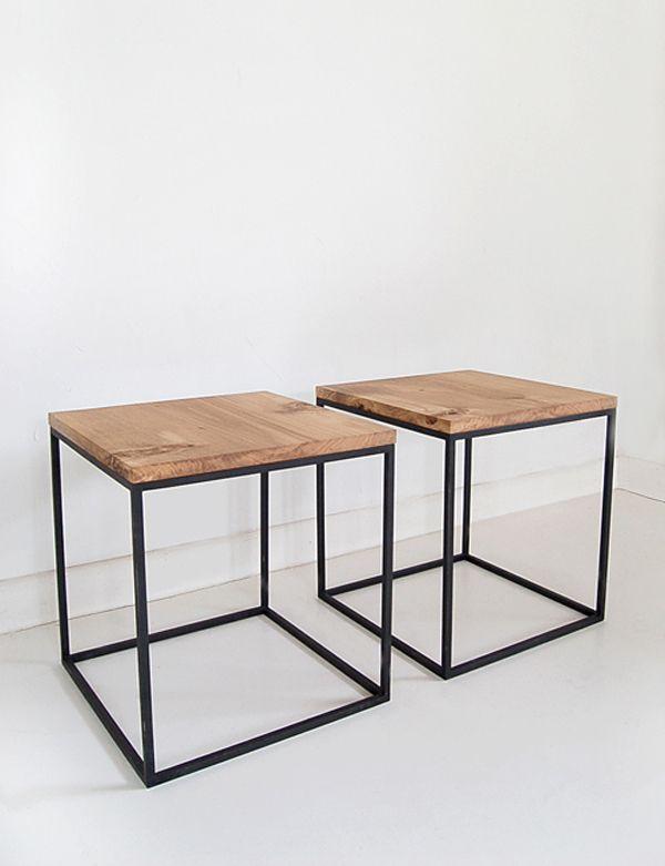 pachadesign: side tables by pachadesign © pachadesign 2016 http://pachadesignjournal.blogspot.co.uk/2016/07/jono-smart.html