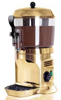 Čokoládovar BRAS - Scirocco 5 lt, zlatý