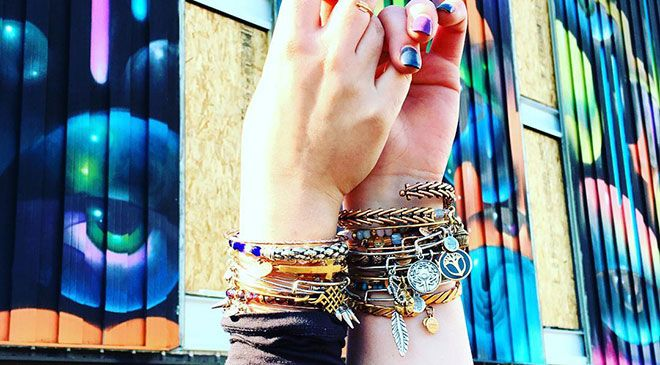 ALEX AND ANI   New Retail Locations   Jewelry Store   Daily 401