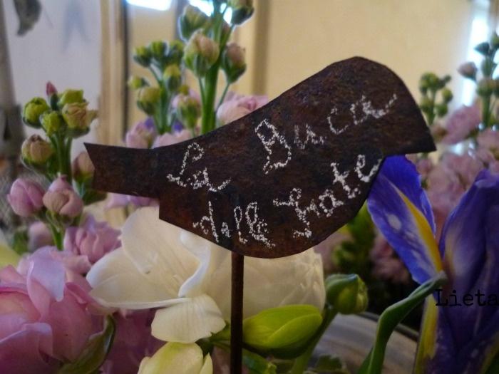 LA BUCA DELLE FATE: Primavera stravagante